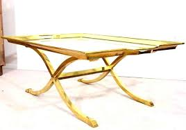 brass drum coffee table hammered brass coffee table brass drum coffee table horizon hammered