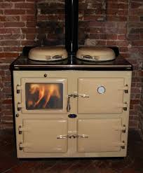 a beautiful 3 oven wood burning aga cooker would love this one