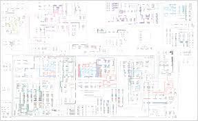 416c 426c 428c 436c 438c backhoe loader electrical schematic