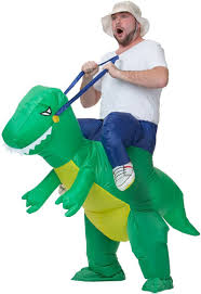online get cheap inflatable dinosaur costume aliexpress com