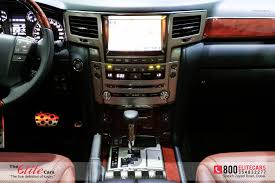toyota lexus dubai lexus lx570 s immaculate condition dealer warranty the elite