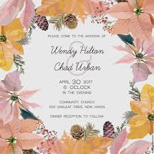wedding invitation frame designs wedding photo and invitation frame with wedding