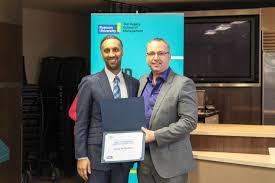 Steven Murphy 2017 Dean U0027s Teaching Award Luncheon At Trsm U2013 Toronto Lawyer