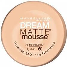 maybelline dream matte mousse classic ivory light 2 cheap maybelline mousse foundation find maybelline mousse