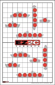 printable shooting targets pdf battleship shooting target gun range paper targets ez2ctargets
