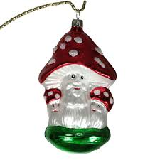 collection of hand blown glass christmas ornaments all can