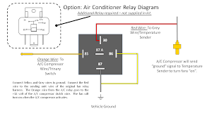 ac relay wiring diagram incredible 12 volt floralfrocks
