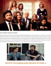 this is where i leave you 2014 new movies free online