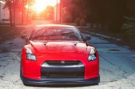 red nissan sports car widescreen red nissan gtr ese sport car for sony xperia z tablet