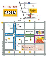 Festival Map Gresham Arts Festival Map And Directions City Of Gresham