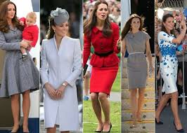 kate middleton style photos kate middleton s style file duchess shows off new royal