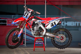 race motocross factory honda the machines transworld motocross