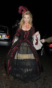 natalie dormer jonathan ross halloween party in london