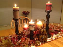 Fall Table Decorations by Fall Table Decorations Autumn Centerpieces To Brighten Your Table
