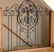 advanced finishing ornamental iron work