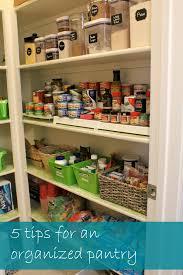 an organized pantry the silberez life