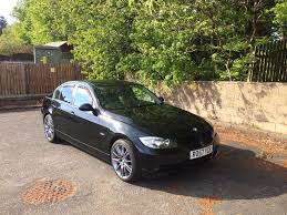 lexus is220d vs bmw 320d bmw 3 series saloon 318 i 2007 57 plate in newton mearns