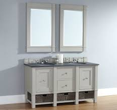 Bathroom Vanity Cabinet Only by Abstron 60 Inch Grey Double Bathroom Vanity Optional Countertops
