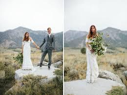 mountain wedding nature filled mammoth mountain wedding part 2 green wedding