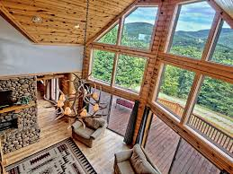 Vacation Cabin Rentals In Atlanta Ga Antler Peak A Luxury Vacation Cabin 10 Min From Helen Ga Sautee