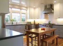 two tone modern kitchen cabinets white painted walls l shape