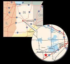 West Point Map Area Profile U2013 Westpoint Business Park
