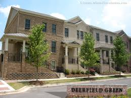 deerfield green townhomes in milton ga alpharetta ga