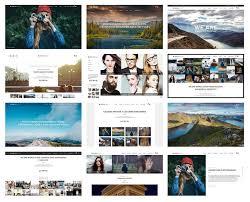 the 4 best wordpress themes for photographers shotkit reviews