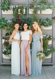 robe chic pour un mariage 1001 idées pour la robe pastel pour mariage trouvez les