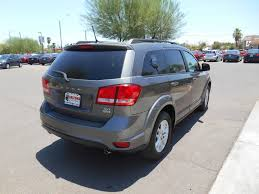 Dodge Journey Seating - 2013 used dodge journey fwd 4dr sxt at phoenix certified cars