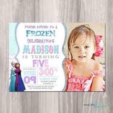 disney frozen invitation frozen birthday invitation digital