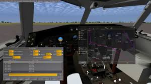 flightgear boeing 757 manuel take off landing engine start