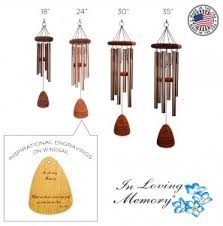 in loving memory items in loving memory wind chimes gift items in mooresville in bud