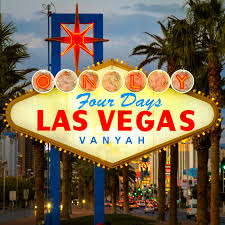Las Vegas Photo Album Only Four Days Single Available Now U2013 From Upcoming Debut Album