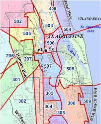 St Augustine Map Voting In St Johns County Early Voting In St Augustine Fl