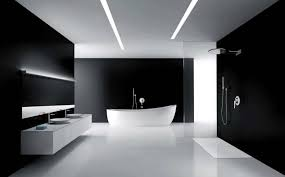 black and white bathroom floor tiles white stained wooden wall