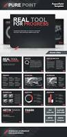 pure point powerpoint template presentation templates power