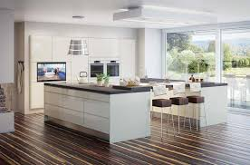 a nottingham kitchen supplier providing contemporary fitted