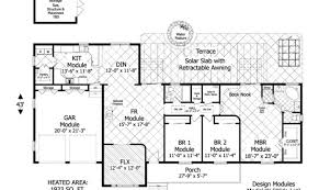 green home floor plans sustainable home design plans ideas house plans 13688