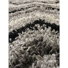 black friday rug sale black and white shag rugs roselawnlutheran