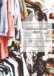 perfect how to clean your closet for spring roselawnlutheran