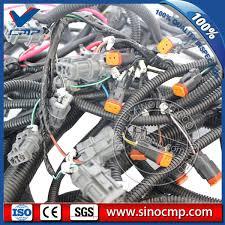 pc200 7 komatsu excavator wiring harness 20y 06 31611 cmp