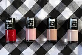 oh ruby beauty colour carnival nail polish by seventeen