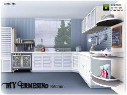 Kitchen Sets 725 Best The Sims 3 Cc Furniture Sets Images On Pinterest Sims 3