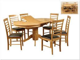 Oval Kitchen Table Sets Oval Dining Tables Oval Kitchen Tables