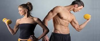 perbedaan otot pria dan wanita