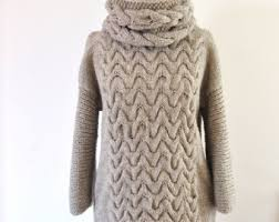 oversized sweater cable knit sweater turtleneck sweater chunky