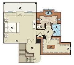 master suites floor plans 5 master suite design concepts professional builder