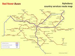 Bus Route Map Red Rover Buses Route Maps