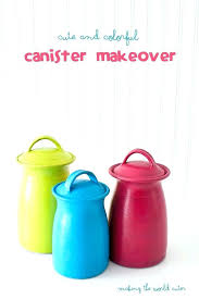 colorful kitchen canisters sets colored kitchen canisters colorful canisters colorful kitchen